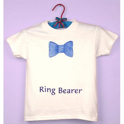 Ring Bearer Tee Shirts